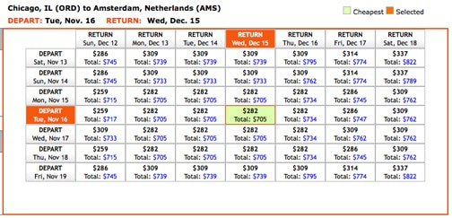 best plane ticket prices for europe