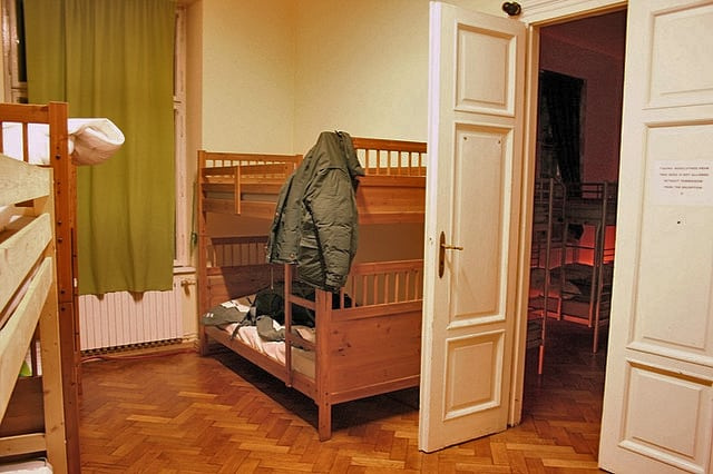 hostels in europe