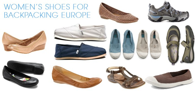 Good Shoes To Walk Around Europe Women