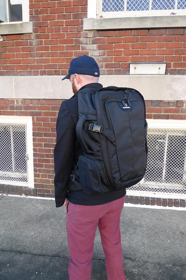 Tortuga Travel Backpack Review — The Modern Travel Backpack