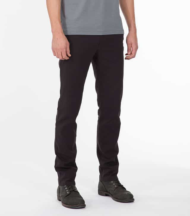 This is how these pants look like on a model.