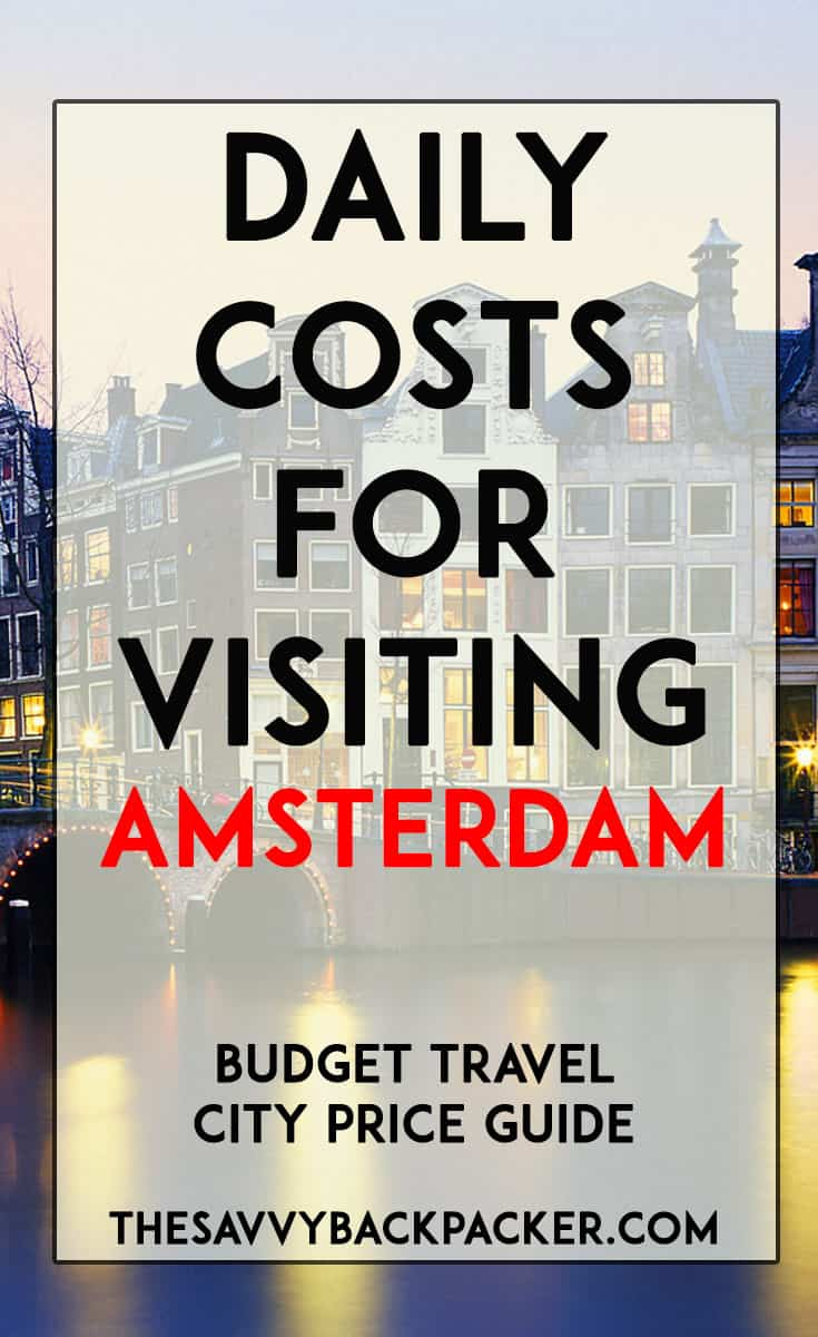 amsterdam-price-guide