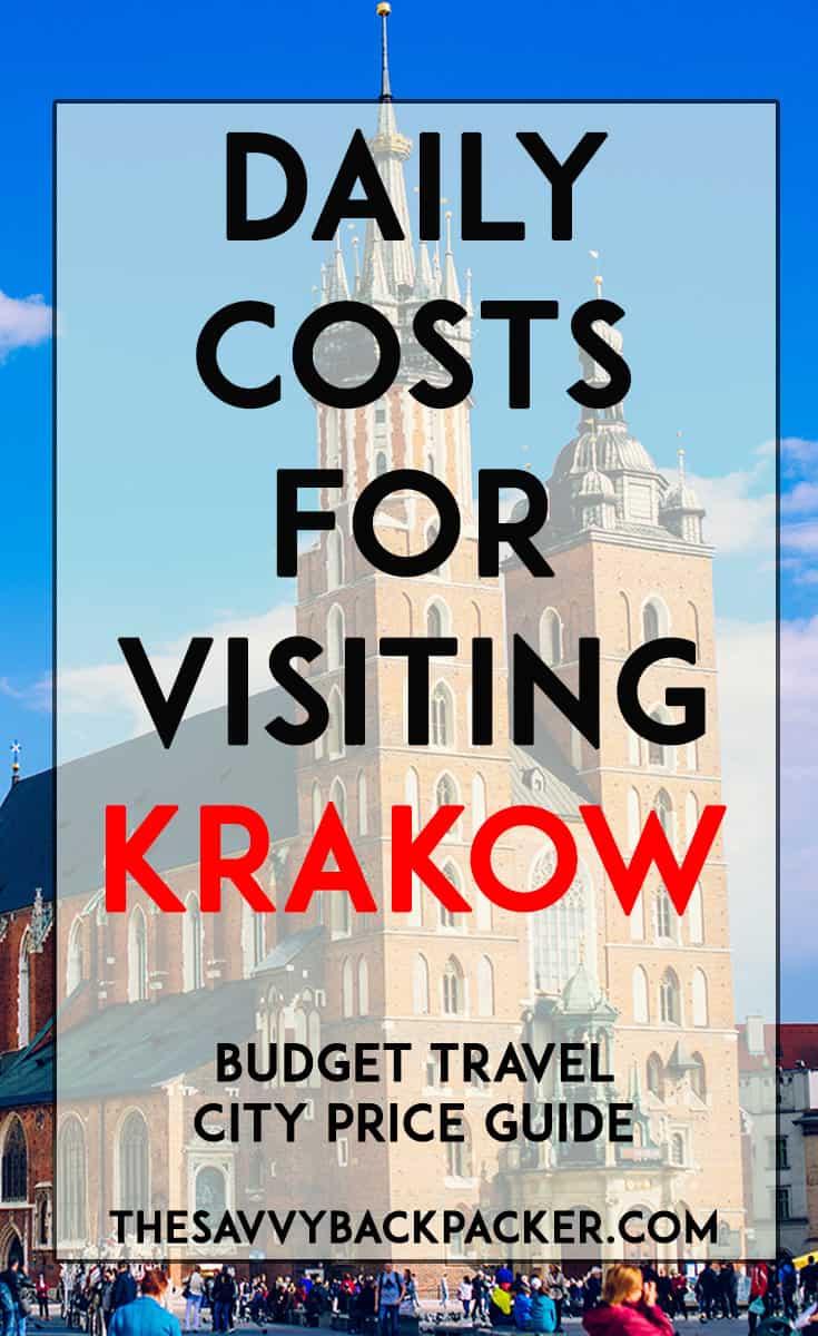 krakow-price-guide