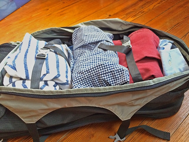 osprey-farpoint-55-packed