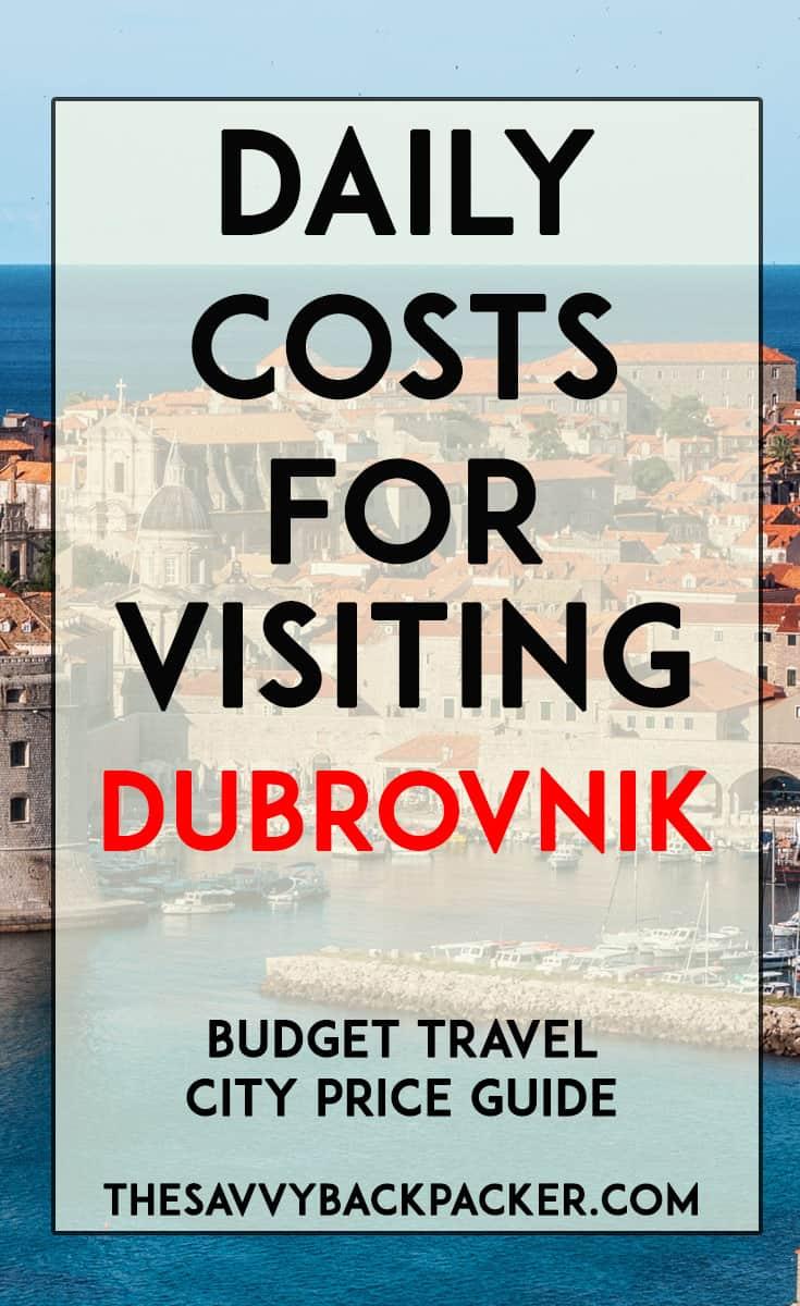 dubrovnik-price-guide
