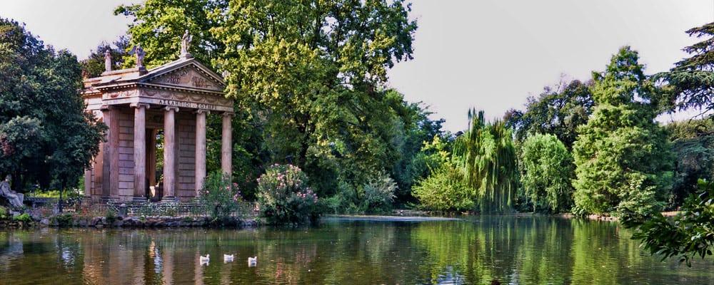 Villa-Borghese-rome-guide