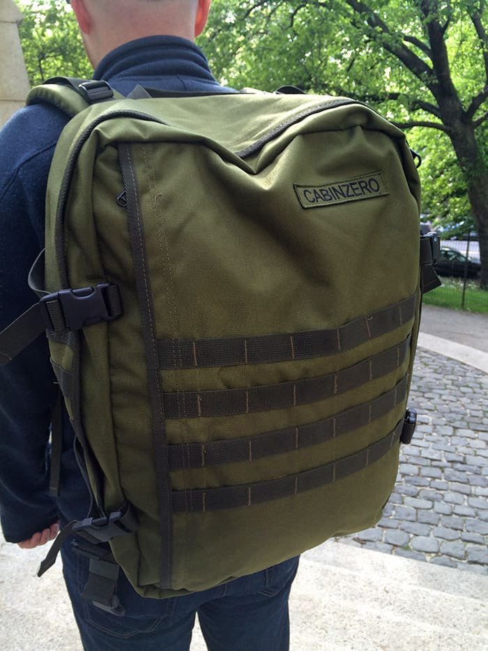 cabinzero-backpack-military-review