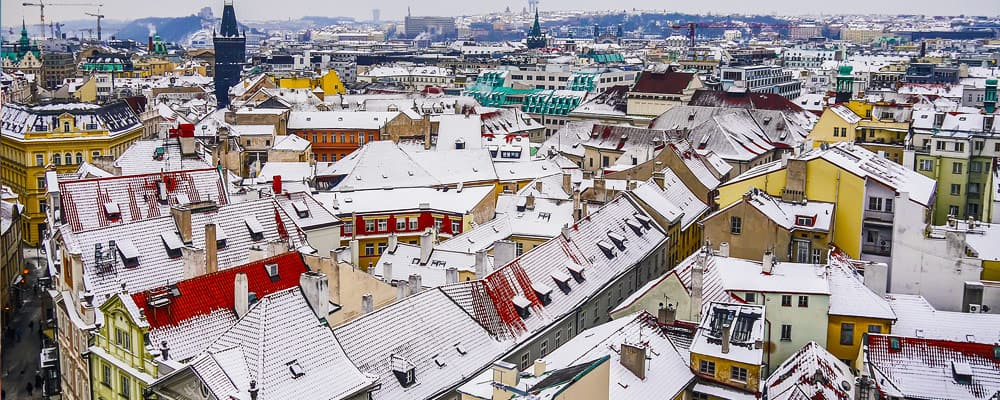 prague-winter