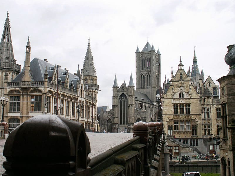 Ghent Day Trip from Brussels