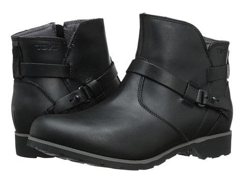 Teva waterproof boots womens