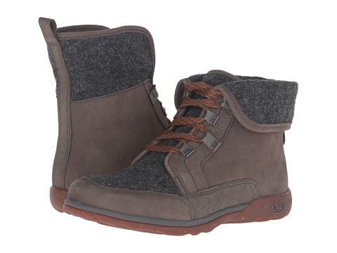 Chaco waterproof boots womens