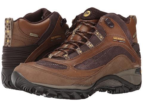 Merrell womens waterproof boots