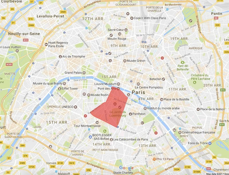 Where to stay in paris neighborhood guide guide to for Where to stay in paris for the first time