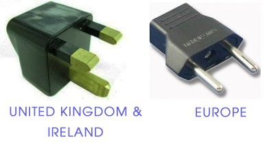 Using Electronics In Europe The Backpacker S Guide To