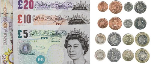 Pounds Currency