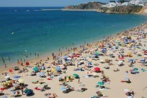 beach in europe