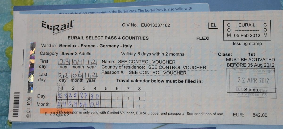 rail pass guide for train travel in europe rh thesavvybackpacker com eurail pass guide 2017 eurail pass travel guide