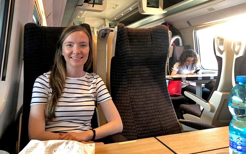 Europe Train Guide | Seats