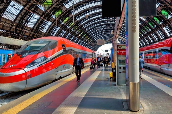 Guide To Europe Train Travel