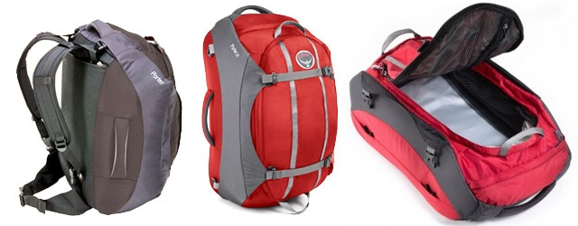 Osprey Is My Favorite Backpack Brand So It No Surprise That The Porter A Great Panel Loading For Traveling In Europe