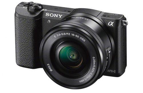 Best Travel Camera - a5100