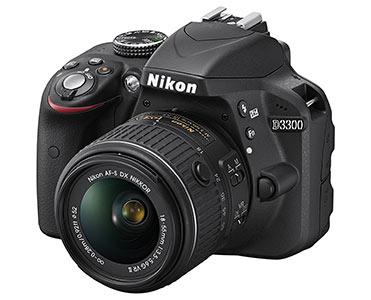 Best Travel Camera - D3300