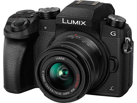 Best Travel Camera - Panasonic G7