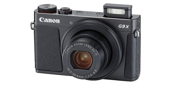 Best Travel Camera - Canon G9X