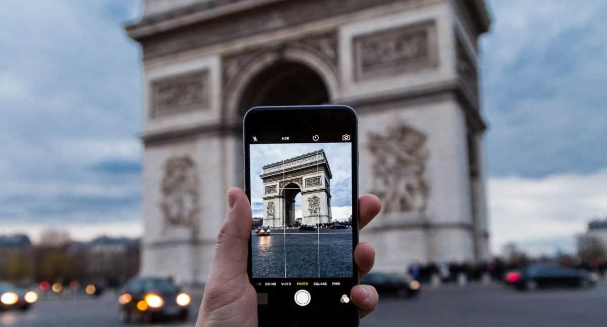 best travel camera - iPhone