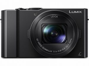 Best travel camera - Panasonic LX10