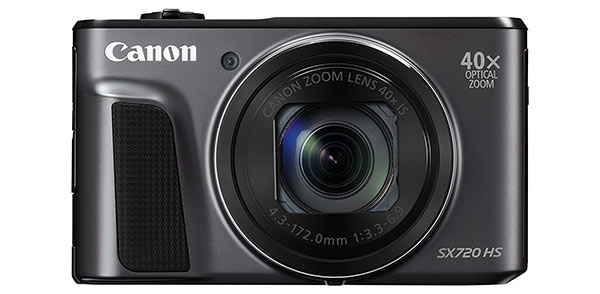 Best Travel Camera - SX720