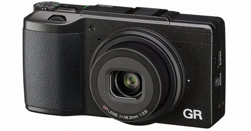 Best Travel Camera - GR2