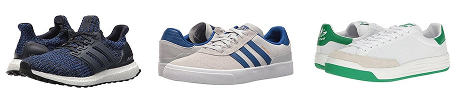 best travel shoes - adidas