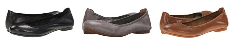 best travel shoes - Borne flats