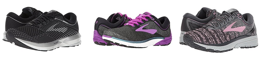 best travel shoes - brooks