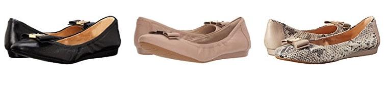 best travel shoes - Cole Haan flats