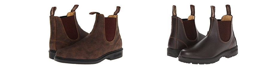 best travel shoes - blunderstone boots