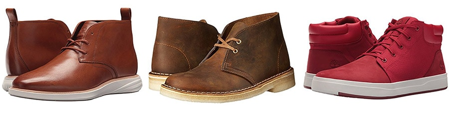 best travel shoes - casual boots