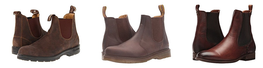 best travel shoes - chelsea boots