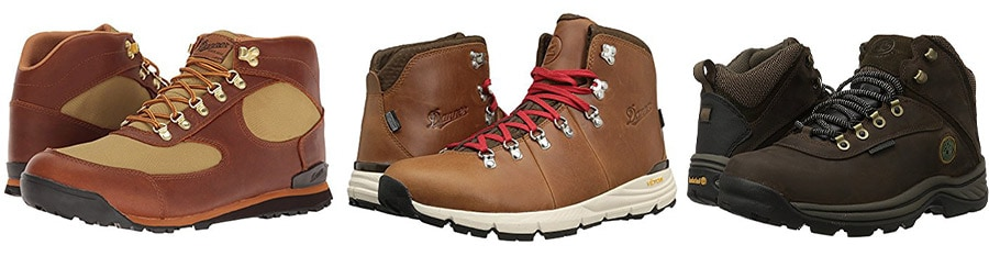 best travel shoes - mens hiking boots