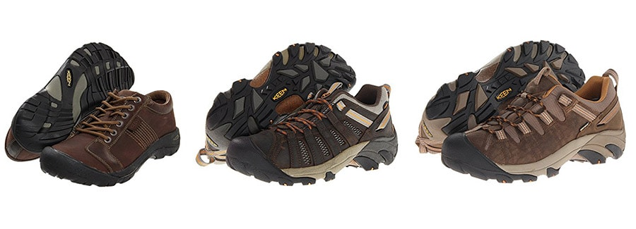 best travel shoes - Keen mens
