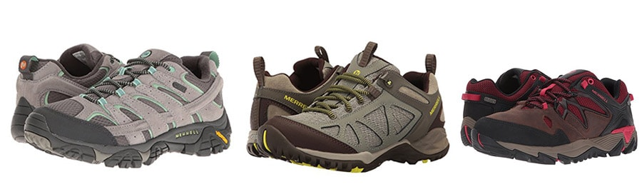 best travel shoes - Merrell