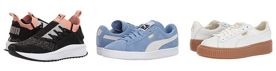 best travel shoes - puma women