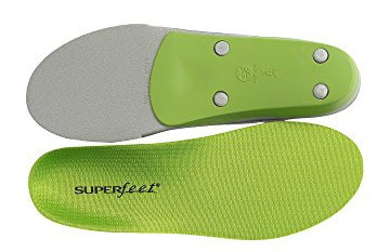 travel shoes - insoles