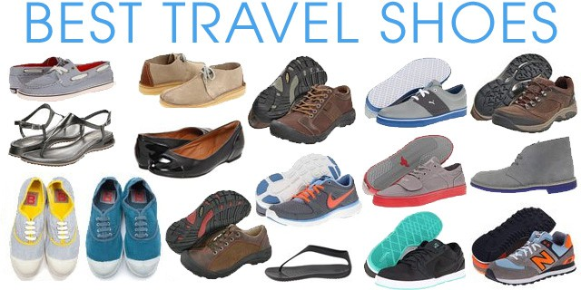 Best Travel Shoes Fashionable Amp Comfortable For