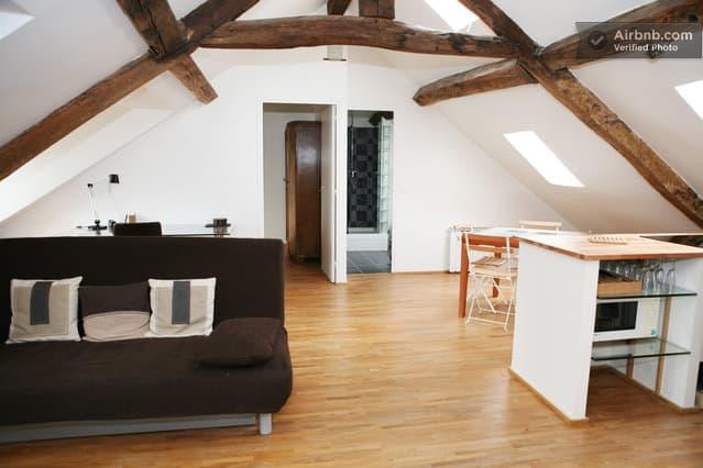 airbnb-marais