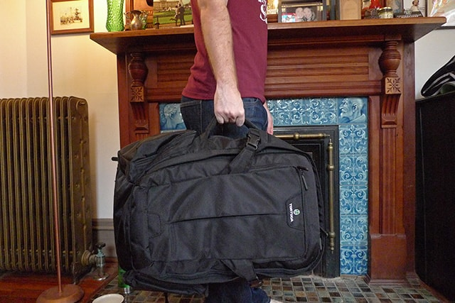 ac05ed0643 Tortuga Travel Backpack Review — The Modern Travel Backpack