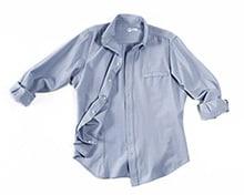 The Outlier Merino/Co shirt