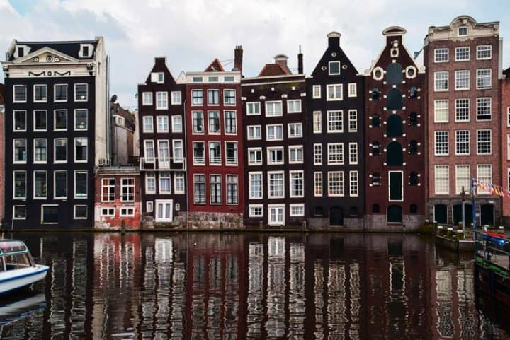 Cost to visit Amsterdam