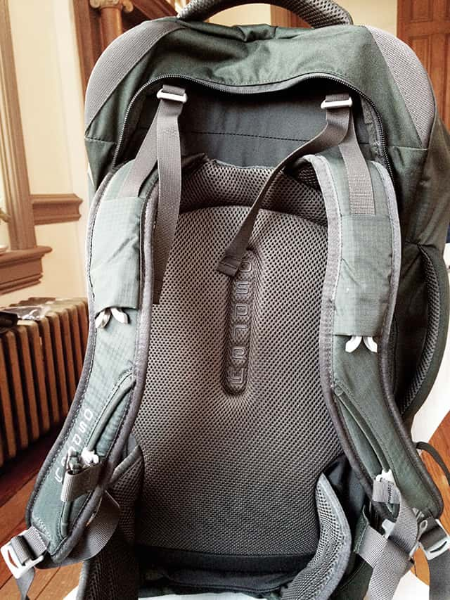 904a7a6e92b6 Osprey Farpoint 55 Backpack Review — Travel Backpack (2018 Update)